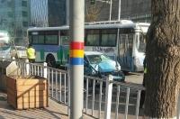 Зам тээврийн ноцтой осол гарч хоёр иргэн хүнд бэртэв
