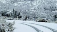 Архангайн Өлзийтөд 1.0 см, Дундговийн  Адаацагт 2.0 см цасан бүрхүүл тогтсон байна