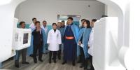 Ховд аймгийн Жаргалант суманд хүүхдийн эмнэлэг барьж эхэллээ