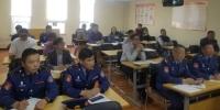 Үндэсний сургагч багш бэлтгэх сургалт эхэллээ