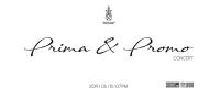 Prima&Promo тоглолт болно