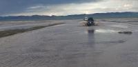 Улаанбаатараас Мандалговь чиглэлийн авто замыг түр хаав