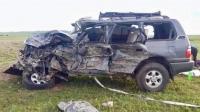 """""""Ланд крузер 200"""" автомашин онхолдож, таван хүн амиа алдав"""