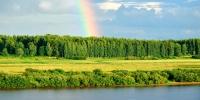 Өнөөдөр Алтай, Хангай, Хөвсгөлийн уулсаар дуу цахилгаантай бороо орно