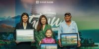 ''Гайхамшигт аялал'' аяны эхний 5 тохирлын эзэд Бали арлаар аялах батламжаа авлаа