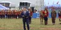 """""""Аравт"""" морин цэргийн уралдаанд Монгол Улсын баг түрүүлэв"""