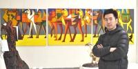 Уран өвөөгийн үргэлжлэл буюу Монгол Пикассо