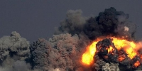 Израилийн зэвсэгт хүчин Хамас бүлэглэл рүү довтолжээ