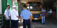 Хүүхдийн автобусны нэгдсэн үзлэг, шалгалт эхэллээ