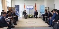 Ерөнхийлөгч Х.Баттулга БНЭУ-ын Ерөнхий сайд Нарендра Модитой уулзлаа