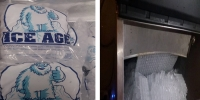 """""""ICE AGE"""" нэрийн савалсан мөсийг зөвшөөрөлгүй үйлдвэрлэж байжээ"""