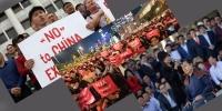 Солонгос, Хонгконг, Казахстан, буриад дахь тэмцэл хөдөлгөөнүүд