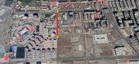 Өнөөдрөөс Гандийн гудамжнаас Хурд хороолол орох 0,5 км авто замыг хаана