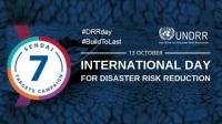 """""""Гамшгийн эрсдэлийг бууруулах олон улсын өдөр"""" өнөөдөр тохиож байна"""