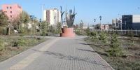 Хотын захирагч С.Амарсайхан  АТГ-ын  эзэмшилд байсан талбайг нийтийн эзэмшилд шилжүүлж, ногоон байгууламж болгох шийдвэр гаргалаа