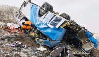 Автобус тоормосгүй болсон учраас осол гарсан хэмээн мэдүүлжээ