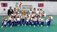 85 цэцэрлэгийн бяцхан гимнастикчид ОУ-ын тэмцээнээс алтан медаль авчээ