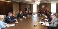 Ерөнхийлөгч Х.Баттулга АНУ-ын Худалдааны яамны төлөөлөгчдийг хүлээн авч уулзлаа
