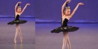 ОУ-ын балетын тэмцээнээс монгол охин хүрэл медаль хүртлээ
