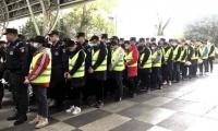 Албадан гаргасан хятад иргэдийг Наньжин хотод хорихоор болжээ