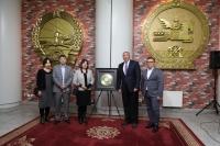 """""""Чингис хаан"""" одонт хөгжмийн зохиолч Б.Шарав агсны """"Алтан хос пянз""""-ыг Төрийн түүхийн музейд хадгалууллаа"""