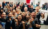 ''Moon Dance'' хамтлаг дахин дэлхийн аварга боллоо