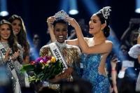 Ертөнцийн мисс 2019-ийн ялагч Зозибини Тунзи