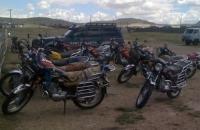 Мотоциклийн ослоор 110 хүн амиа алджээ