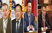 Ж.Эрдэнэбат, Н.Номтойбаяр, Г.Солтан, Д.Дамба-Очир нарт холбогдох хэргийг прокурорт шилжүүлэв