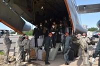 Ялалтын баярын цэргийн парадад оролцох зэвсэгт хүчний бие бүрэлдэхүүн Москва хотноо очжээ