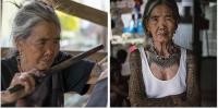 Эртний шивээсний уламжлалыг хадгалж үлдсэн сүүлчийн хүн 103 настай Филиппин эмэгтэй