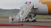 Прага-Улаанбаатар чиглэлийн тусгай үүргийн онгоцоор 250 иргэн ирлээ