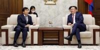 Ли Ё Хун: Солонгос иргэд Монголд визгүй зорчдог болох тухайд хүчин чармайлт гарган ажиллана гэдэгт найдаж байна