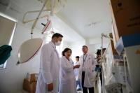 Улирлын томуугийн бэлтгэл ажлын хүрээнд ЭХЭМҮТ-ийн хүүхдийн эмнэлгийн нөөц орыг нэмэгдүүлэхээр боллоо