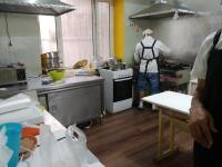 ''Гоонь эрчүүдийн хуушуур'' хоолны газрын үйл ажиллагааг зогсоолоо