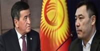 Киргизийн ерөнхийлөгч огцорч, Садир Жапаровын үе ирлээ