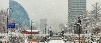 Өнөөдөр баруун аймгуудын нутгийн хойд хэсгээр цас орж, цасан шуурга шуурна