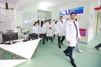 Э.Галбадрах: ГССҮТ нэг өрөөний зохион байгуулалттай Европ стандартын эрчимт эмчилгээний тасгийг байгууллаа