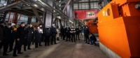 Жилд 600 мянган тонн сайжруулсан шахмал түлш үйлдвэрлэх ''Зүүн бүсийн үйлдвэр'' ашиглалтад орлоо