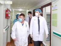 Ирэх долоо хоногт Чингэлтэй дүүргийн нэгдсэн эмнэлгийг PCR шинжилгээний лабораторитой болгоно