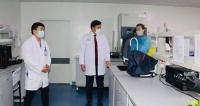 Сүхбаатар дүүргийн Эрүүл мэндийн төв PCR шинжилгээний лабораторитой боллоо