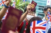 Их Британийн паспорттой Хонгконгийн иргэдийг зөвшөөрөхгүй гэв