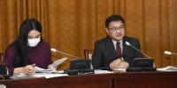 ХЭҮК-ын Эрүү шүүлтээс урьдчилан сэргийлэх асуудал эрхэлсэн гишүүнийг сонгон шалгаруулах ажлын хэсгийн хурал боллоо