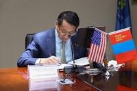 Канзас хотын Миссуригийн Их сургуульд Монгол залуус хөнгөлөлттэй үнээр суралцах боломжийг нээлээ