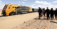 Тавантолгой-Зүүнбаян чиглэлийн 416.1 км төмөр замын бүтээн байгуулалтын ажил дууслаа