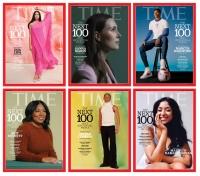 ''Тime'' сэтгүүл ирээдүйд нөлөө бүхий 100 хүнийг нэрлэжээ