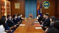 Монгол Улсын Ерөнхийлөгч У.Хүрэлсүх зарлиг гаргахаар боллоо