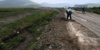 Үерийн уснаас үүдэлтэй замын эвдрэлийг тодорхойлж, шаардлагатай арга хэмжээг авч ажиллаж байна