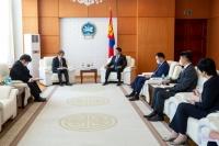 Монгол, Японы дипломат харилцааны ойг хамтран тэмдэглэнэ