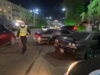 Шөнийн цагаар дрифт хийдэг жолооч нарт хариуцлага тооцлоо